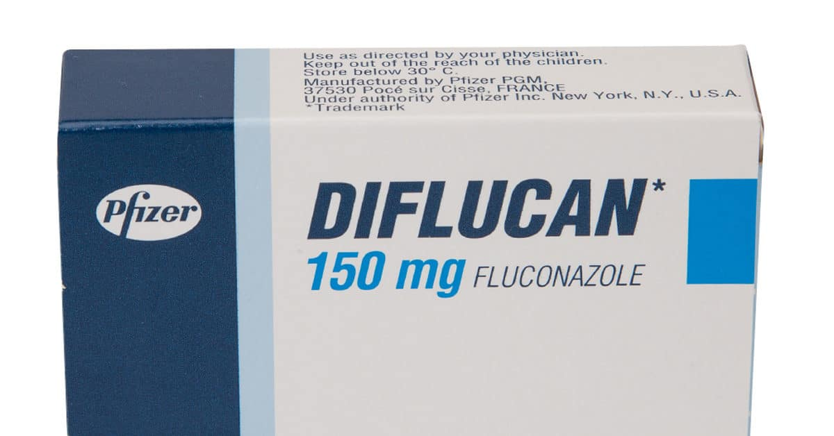 fluconazole tablet 150 mg yeast infection