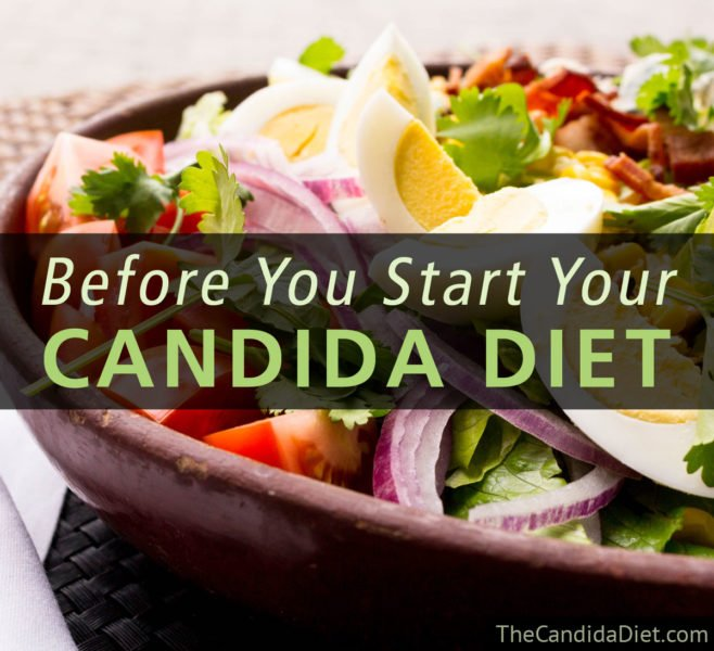 Before you start your Candida cleanse