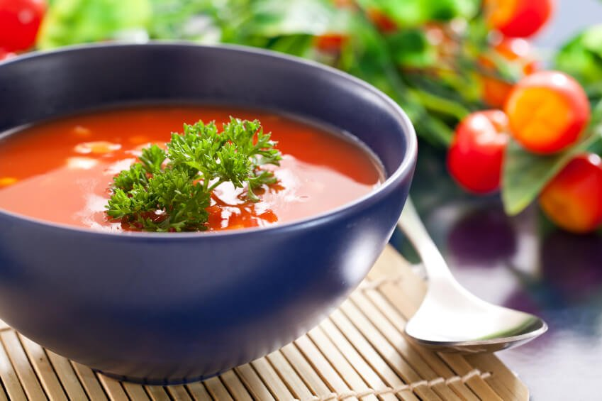 Gazpacho Soup 187 The Candida Diet
