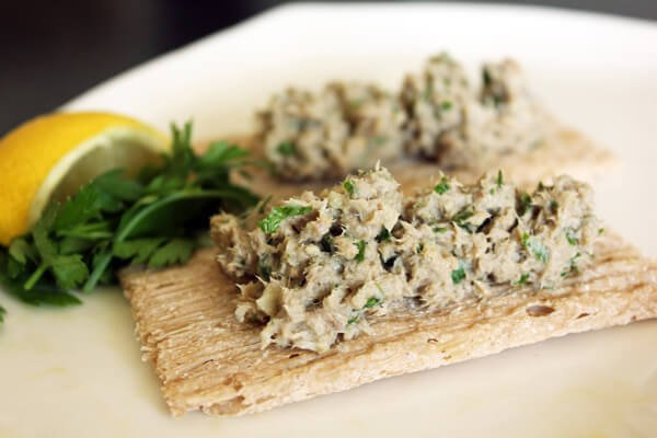 Sardine Pâté » The Candida Diet