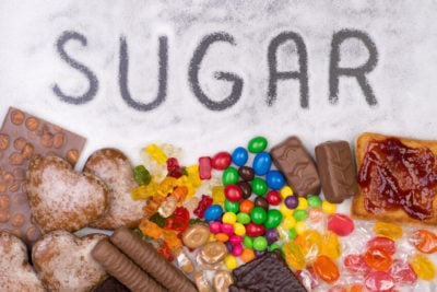 Foods containing sugar