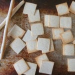 Coconut Flour Crackers