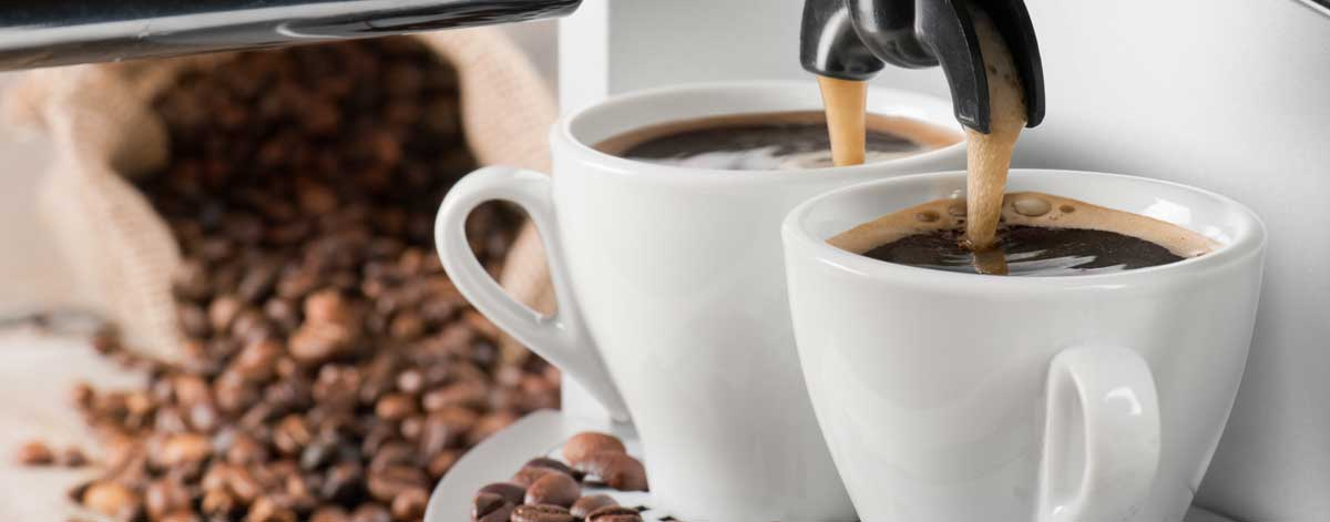 Too much caffeine can raise your blood sugar and irritate your gut.