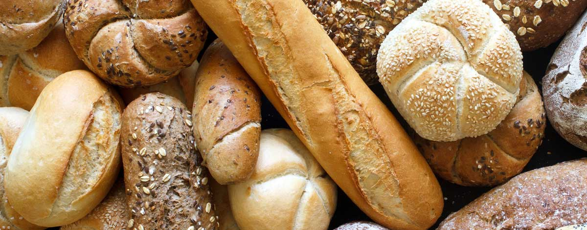 Glutenous grains like wheat and rye can cause inflammation and intestinal permeability
