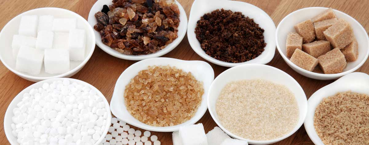 Sugar should be avoided on the Candida diet
