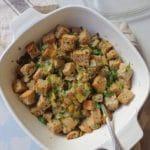 Coconut Bread Stuffing