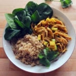 Curried Chicken Bowl