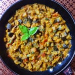 An eggplant curry for the Candida diet.